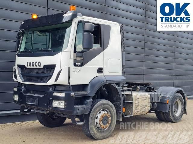 Iveco AT400T41WT/P / 4X4 / Schalter / TRAKKER / Hydrauli