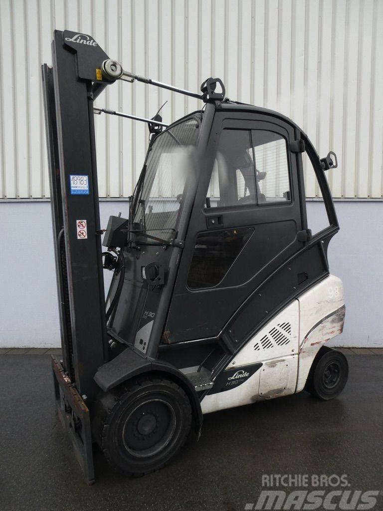 Linde H30T-393-EVO