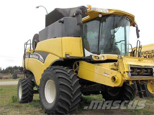 New Holland CX860