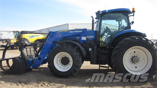 New Holland T7.270 AutoCommand - LDR