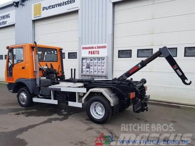 Bucher BU 200 4x4 Multilift Arbeitsplatte Euro 4