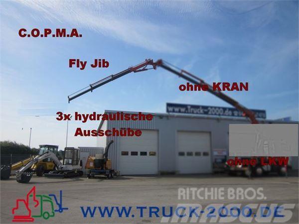 Copma Fly JIB 3 hydraulische Ausschübe