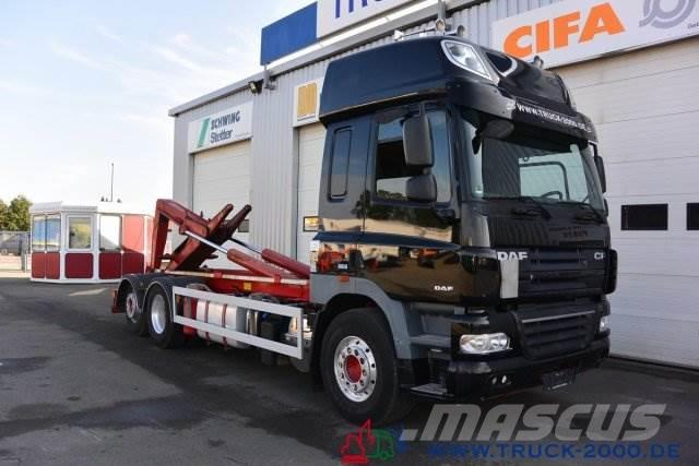 DAF CF 510 ATe Space Cab Ellermann HL24-65 1.Hd Alu