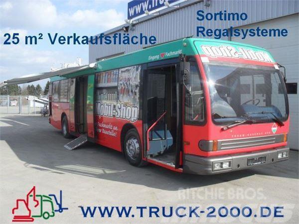 DAF MobilerSortimo Verkaufsraum 25m² Wohnmobil Messe