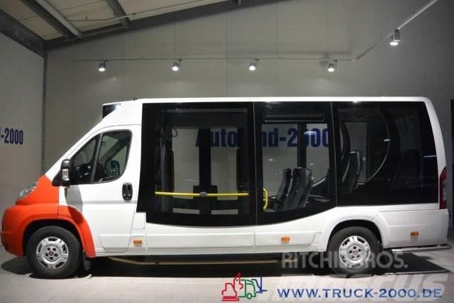 Fiat Bürgerbus+Rollstuhlrampe-City-Überlandshuttle
