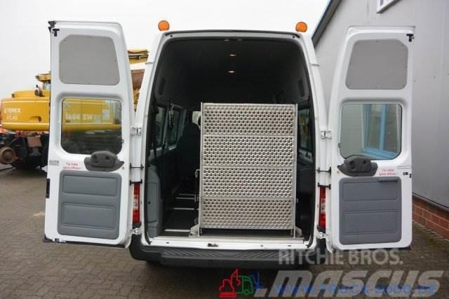 Ford Transit 125T300 6 Sitze & Rollstuhlrampe 1.Hand