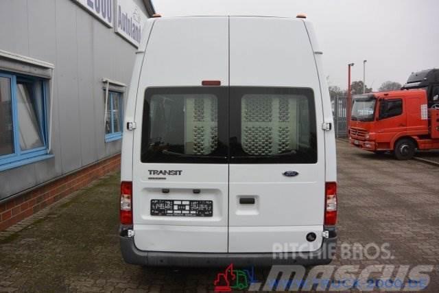 Ford Transit 125T300 9 Sitze & Rollstuhlrampe 1. Hand