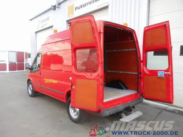 used ford transit 145t350cng hochdach blaueplakette 1 hand. Black Bedroom Furniture Sets. Home Design Ideas