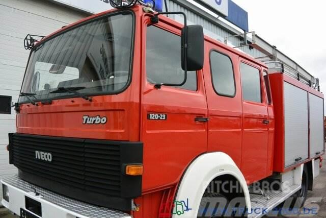 Iveco 120 - 23 AW LF16 4x4 V8 nur 10.298 km- Feuerwehr