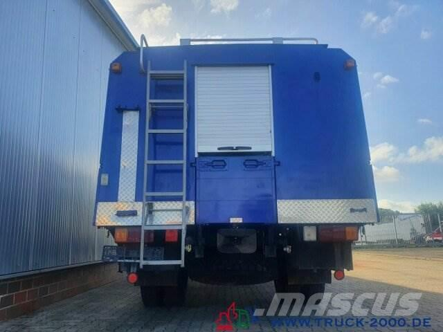 Iveco 90-16 Turbo 4x4 Ideal Expedition-Wohnmobil 1.Hd.
