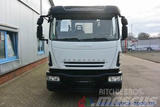 Iveco EuroCargo 120E25 3-S 3-Sitzer 2x AHK nur 115 tkm