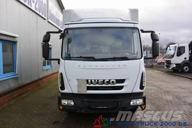Iveco EuroCargo 75E18 EEV mit Seitentür + LBW 1.5 to