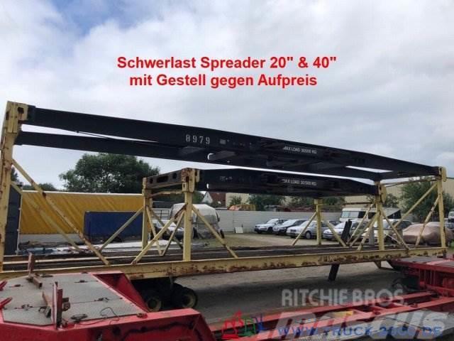 Kalmar DC 52-1200/4 52 Tonnen Container/ Schwerlast