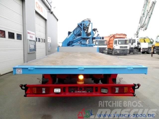 Kramer Atlas 60.1 Kran SpezialTransport f.Container usw