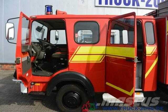 Magirus Deutz 75E16 A Mannschaft- Feuerwehr Löschpumpe Top NSW