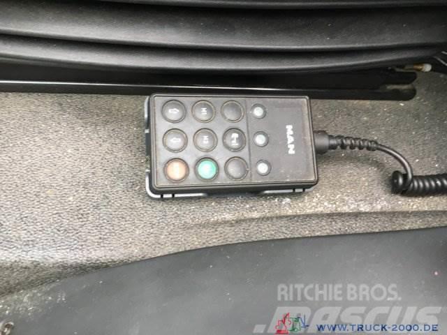 MAN TGL 12.220 Hecktür* Motorschaden* Engine broken