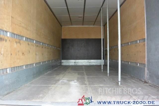 MAN TGL 12.220 Koffer mit Seitentür LBW 1.5 Tonnen