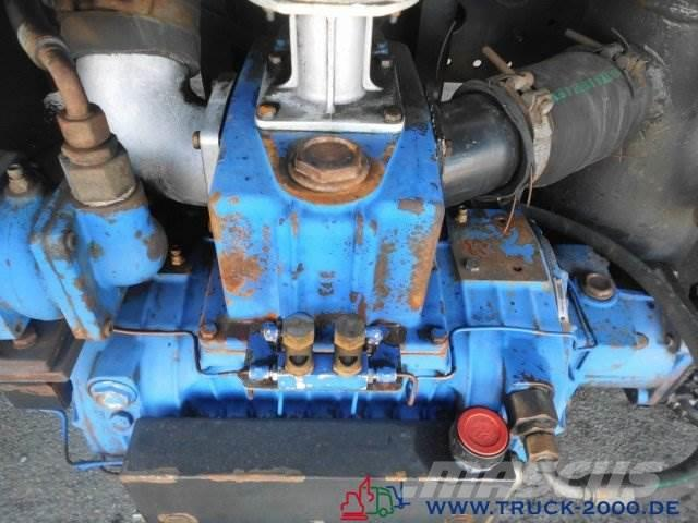 MAN TGM 18.330 Hochdruck Saug Spül Spülwagen 11 m³