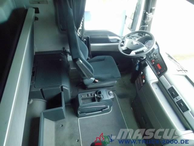 MAN TGX 41.540 XXL 8x4 160t. WSK Getriebe Push+Pull