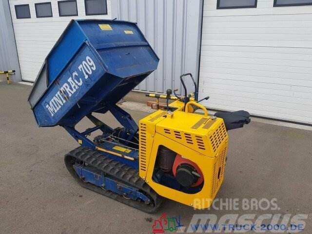 Maveco Minitrac Ketten Dumper Kipper 600 kg NL