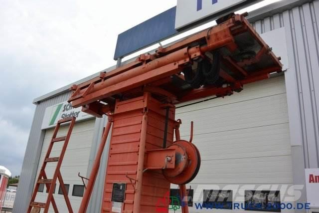 MBB MM 15 KRIS Elektro 15 m Arbeitshöhe 300 kg