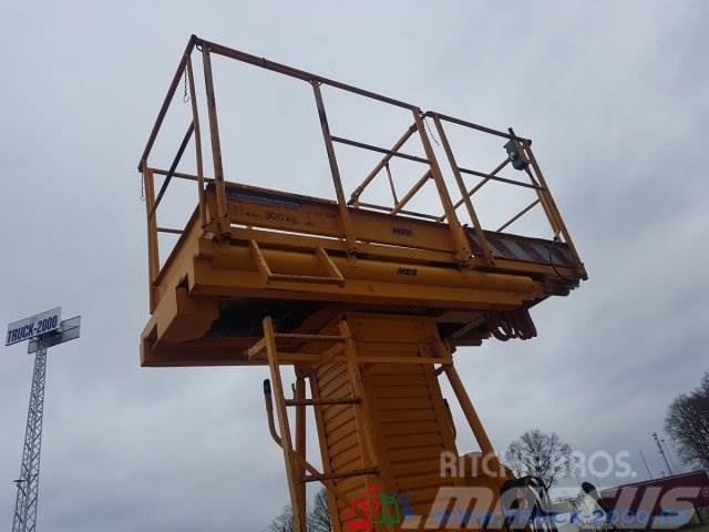 MBB MM 18 LKR Elektro 18m Arbeitshöhe 300Kg.360°