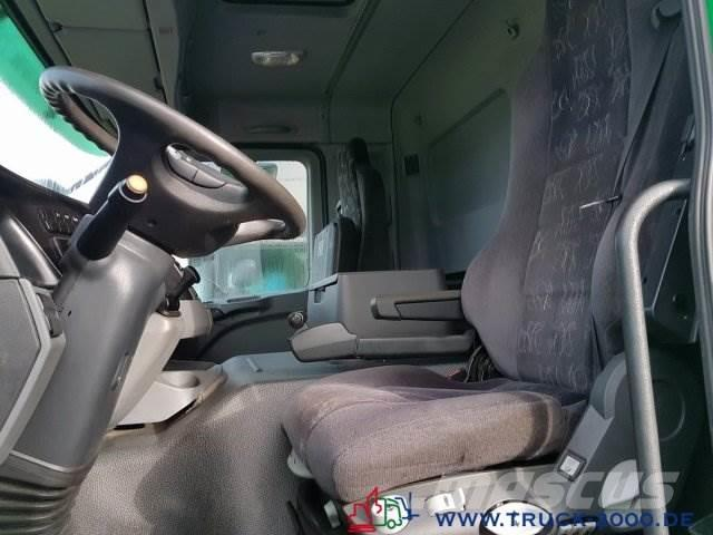 Mercedes-Benz 2041 Actros 4x4 Deutscher LKW Blattfed. Schalter