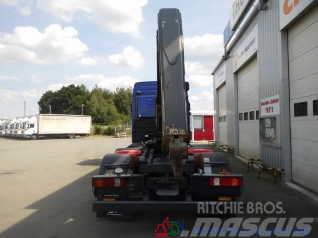 Mercedes-Benz 2546 Actros Meiller Deutscher LKW Retarder 1.Hd.