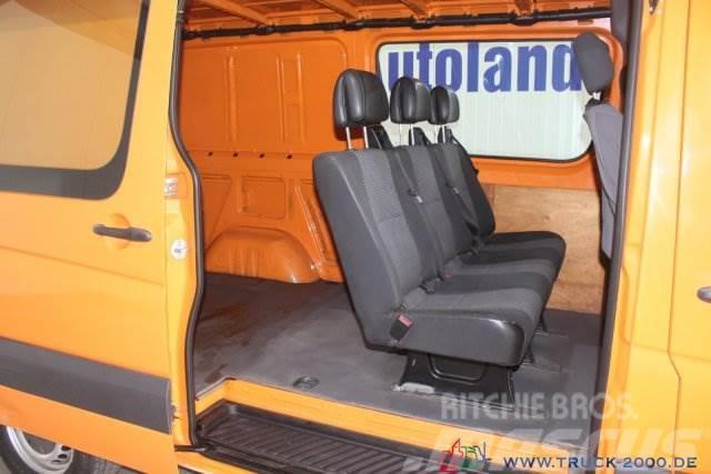 Mercedes-Benz 313 CDI Sprinter Mixto Lang 5 Sitz AHK *TÜV NEU*