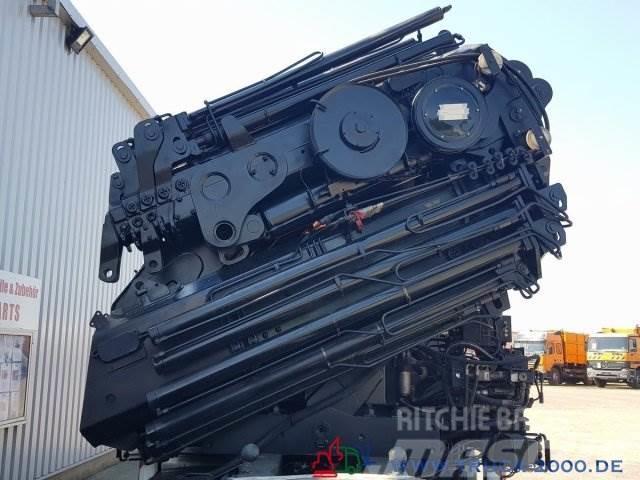 Mercedes-Benz 3331 6x4 Hiab 550 Kran Jib Winde 55T/M 26m=800Kg