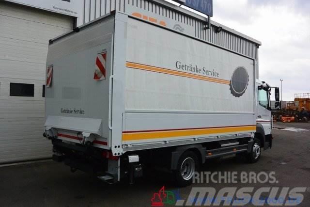 Mercedes-Benz Atego 816 Automatikrollo LBW 1.5 t DIN EN12642XL