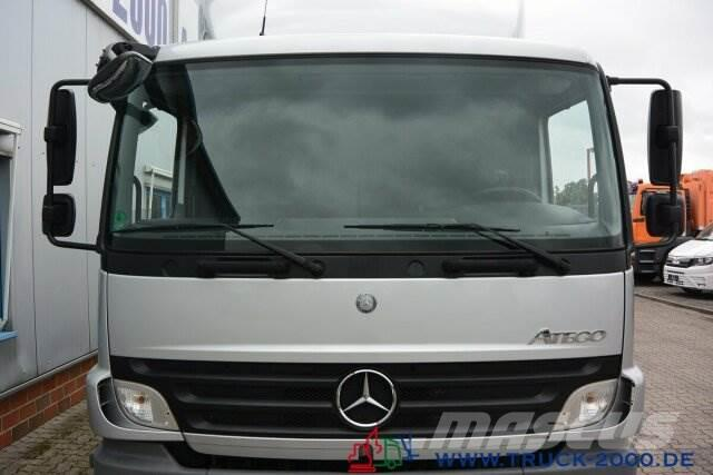 Mercedes-Benz Atego 829 Schaltgetriebe Scheckheft aus 1. Hand