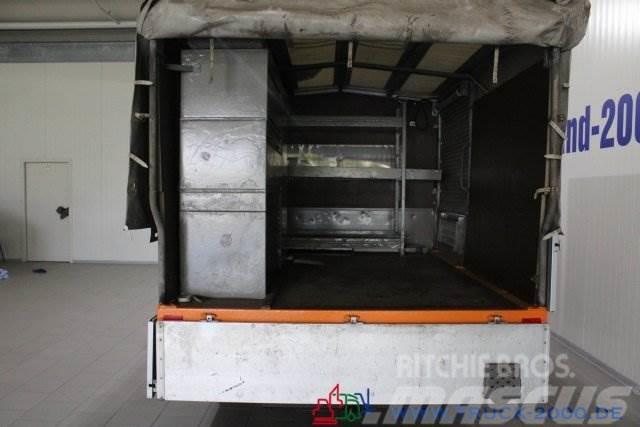 Mercedes-Benz Sprinter 211 CDI 6 Sitze TÜV NEU AHK Scheckheft