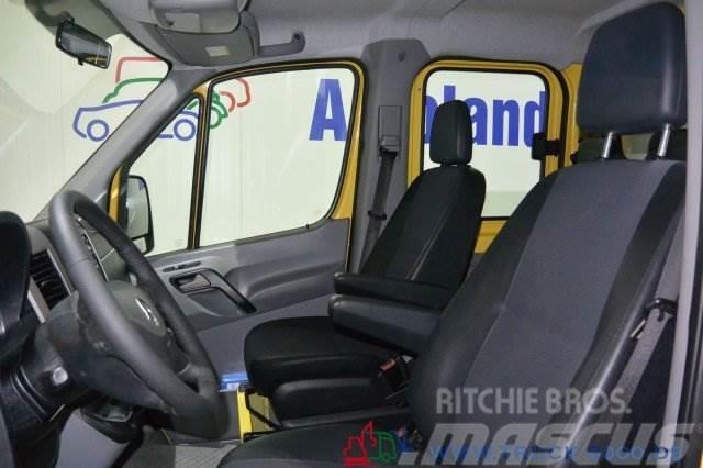 Mercedes-Benz Sprinter 215 CDI DoKa 150 PS 6-Sitze AHK 54 TKM