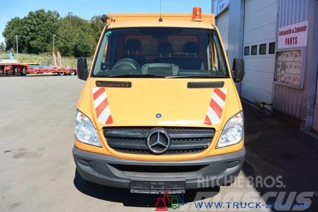Mercedes-Benz Sprinter 316 NTG Müllsammel Fuß-Gehweg Reinigung