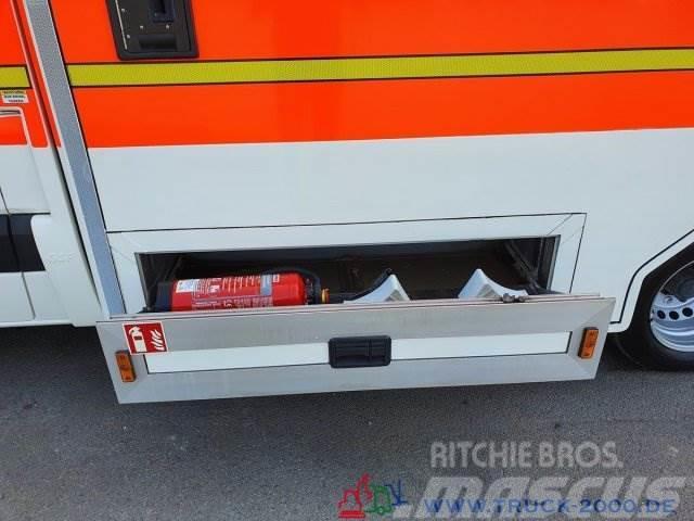 Mercedes-Benz Sprinter 516CDI GSF Rettung-Krankenwagen Notarzt