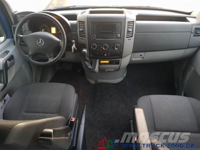 Mercedes-Benz Sprinter Transfer 518 CDI 16 Sitze Dachklima Klima