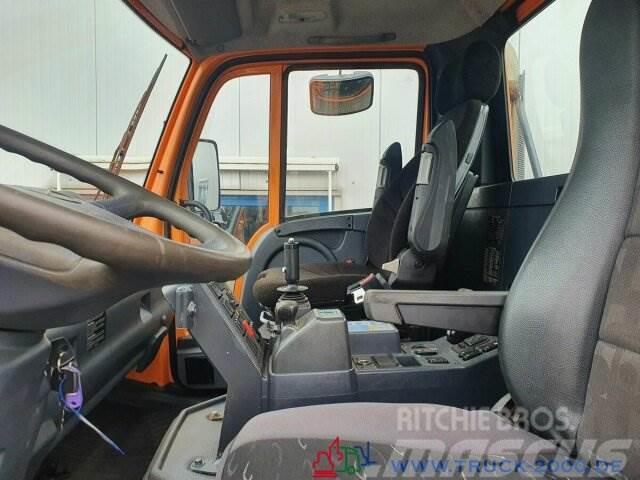 Mercedes-Benz Unimog U400 4x4 3S-Kipper Scheckhft Winterdienst