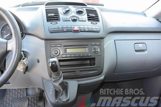 Mercedes-Benz Vito 111 CDI Lang Automatik 7 Sitze Klima 1.Hand