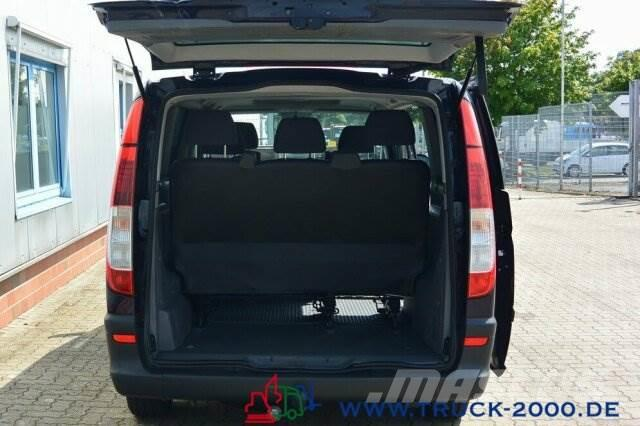 Mercedes-Benz Vito 111 CDI Lang Automatik 8 Sitze TüV bis 6/23