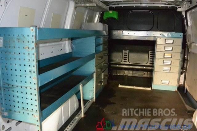 Used Mercedes Benz Vito 113 Cdi Lang Worker 3 Sitzer 88 012 Km Box