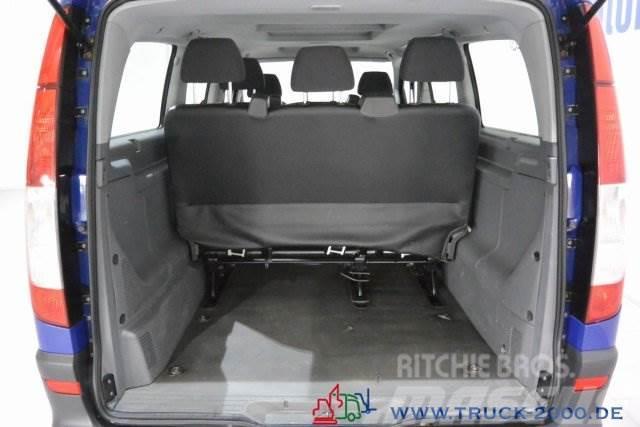 Mercedes-Benz Vito 115 CDI Extra Lang Autom. 7 Sitze 2 x Klima