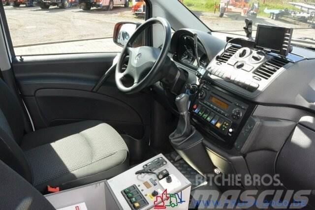 Mercedes-Benz Vito 116 Aut. 4x4 WAS Notarzt-Rettung- Ambulance