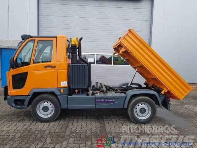 Multicar M 30 4x4 3 Seiten Kipper 1. Hand Top Zustand