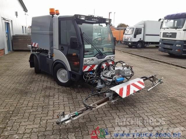 Multicar Tremo X56 4x4 Straßen-Hochdruckreiniger 300 Bar