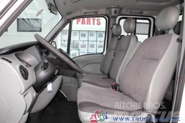 Opel Movano 2.5 CDTI-7 Sitzer-AHK- Nur 67 TKm TÜV NEU