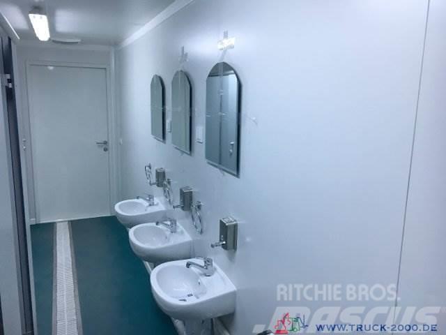 neue b ro wohn wc dusche sanit r container rei90 preis. Black Bedroom Furniture Sets. Home Design Ideas