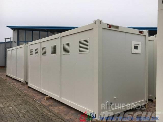 [Other] Neue Sanitärcontainer Duschcontainer REI90