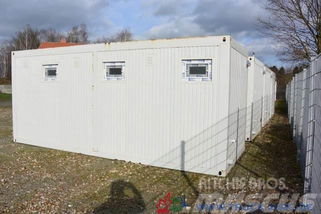 [Other] Neue Sanitärcontainer Toilettencontainer 6 x WC