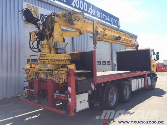 Scania -124-g-400-mkg-330-montage-dachdecker-seilwinde - Crane ...